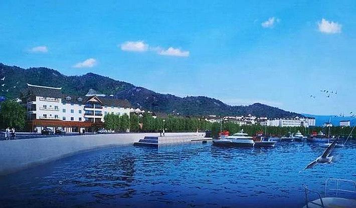 三亚正式启动南边海渔村精品街区改造项目